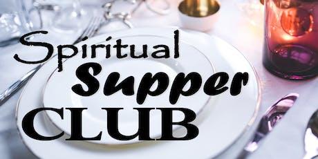 St. John Vianney Spiritual Supper Club tickets