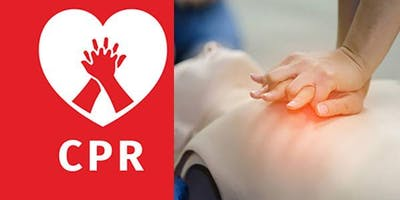 FREE CPR for Family & Friends