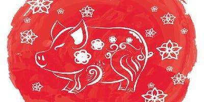 Lunar New Year 2019: Make a Happy Pig (Leichhardt)