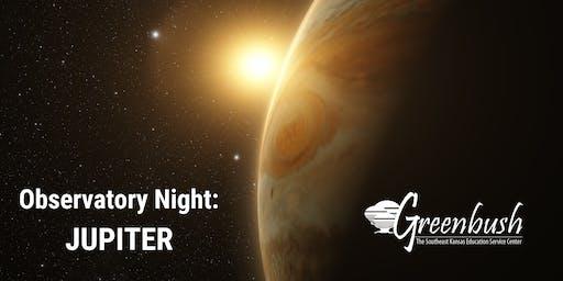 Observatory Night - Jupiter
