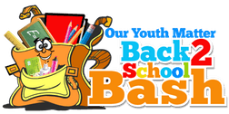 It's Our 4th Annual Back-to-School Bash!
