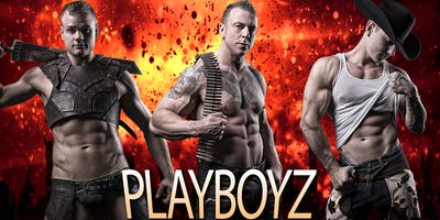 Red Deer  Ladies Night F/Playboyz - Satisfaction