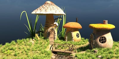 Summer School Holiday Program - Fairy House