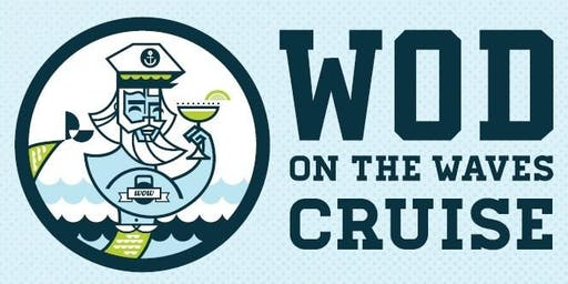 CrossFit Cruise: WOD on the Waves