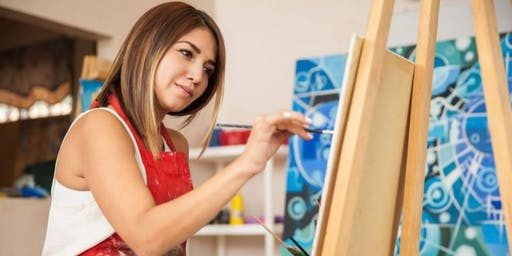 Conversation 'N Paint Group Session: See Your Value. Know Your Worth (Limited Seating!)