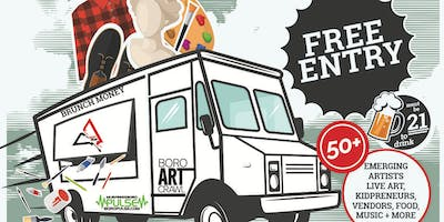 Rutherford County Hot Chicken & Art Show