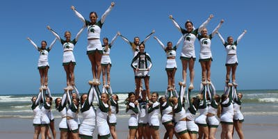 MSU All-Girl Cheer Stunt Clinic (9th Grade & Up)