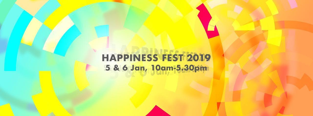 HAPPINESS FEST 2019