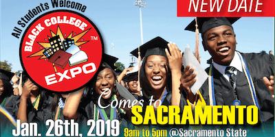 1st Annual Sacramento Black College Expo