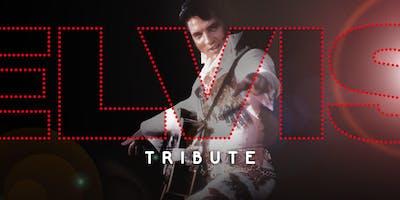 Elvis Tribute dinnershow in Heiloo (Noord-Holland) 17-05-2019