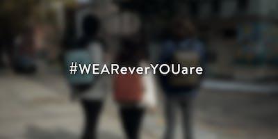 WEAReverYOUare - A Moleskine Event