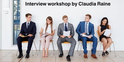 Interview Workshop by Claudia Raine