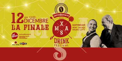 XMAS DRINK FESTIVAL - Bartending Competition & Masterclass