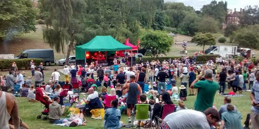 Friarwood Festival. A family friendly music festival.
