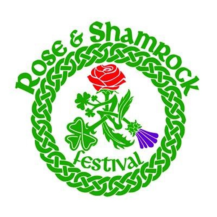 Ogham Stones & Dublin 5 at the Rose and Shamrock Festival in Lancaster, PA image