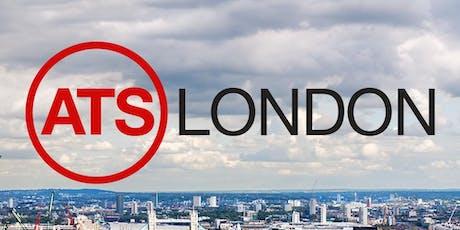 ATS London 2019 tickets