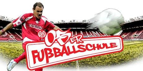 05er Fußballcamp: Bruchweg-Camp beim 1. FSV Mainz 05 - HERBST -  Tickets