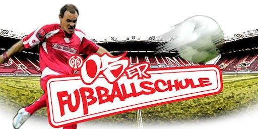 05er Fußballcamp: Bruchweg-Camp beim 1. FSV Mainz 05 - HERBST -