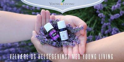 Velvære og helsegevinst med Young Living