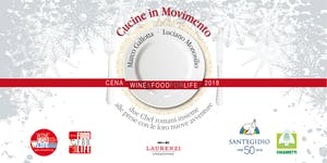 Cena WINE & FOOD FOR LIFE 2018
