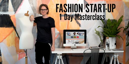 FASHION START-UP MASTERCLASS