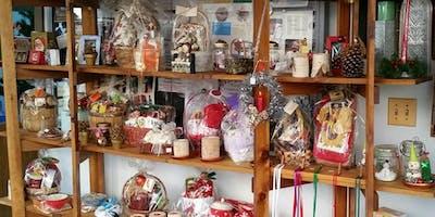 Christmas Craft Shop