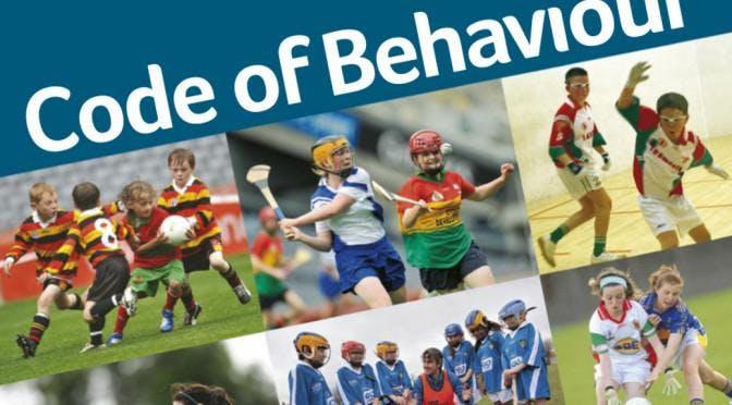 Laois GAA Code of Behaviour Course 2019