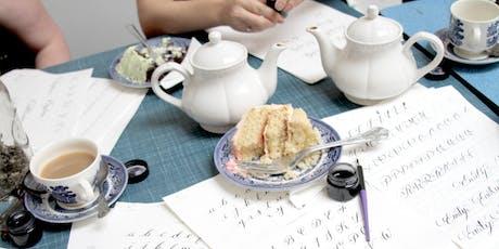 Modern Calligraphy Workshop (Beginners) tickets