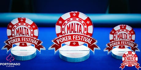 The Malta Poker Festival tickets