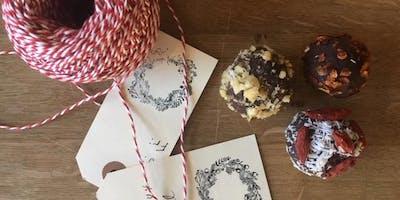 Raw Chocolate Truffles Workshop