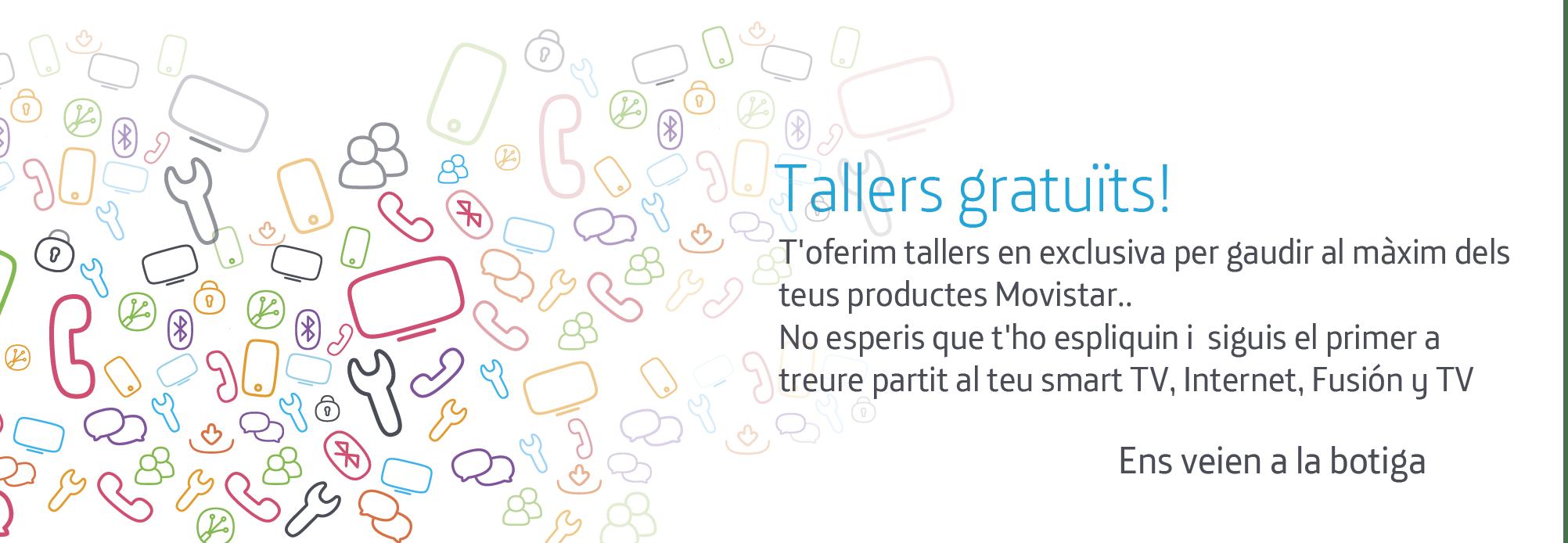 Tallers Fusión Barcelona Gran de Gracia: Apro