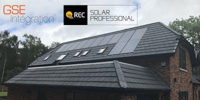 REC Solar Professional & GSE Integration Training