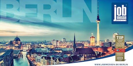 11. jobmesse berlin billets