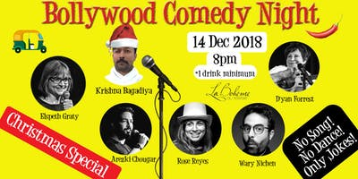 Bollywood Comedy Night #4 - Christmas Edition