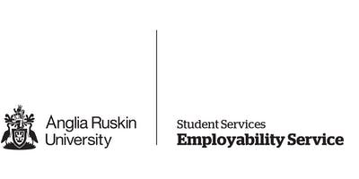 Anglia Ruskin Employability Programme, QUE117, Chelmsford Campus