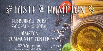The Taste of Hampton 2019
