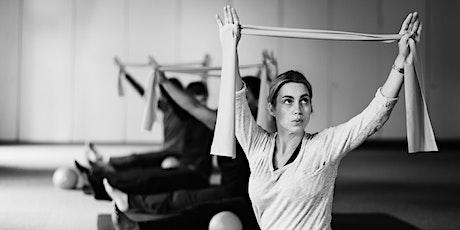 Pilates for beginners: Tuesdays 10.30am tickets