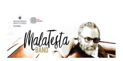MALATESTA Band: Presentazione Undici Brani Tour 2018/2019