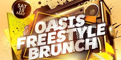 Oasis Freestyle Brunch