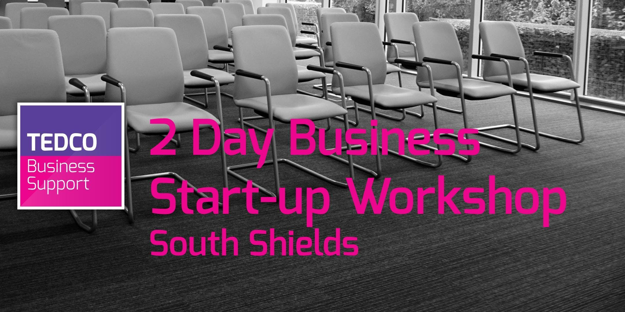 Business Start-up Workshop South Shields (2 Days) February