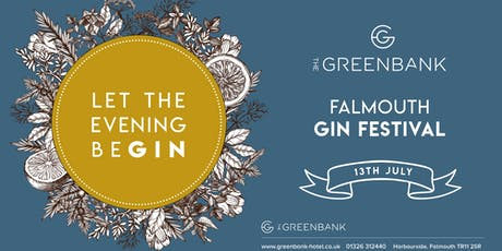 Falmouth Gin Festival 2019 at The Greenbank Hotel tickets