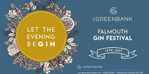 Falmouth Gin Festival 2019 at The Greenbank Hotel