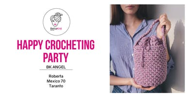 Crocheting Party - Lollipop Bag