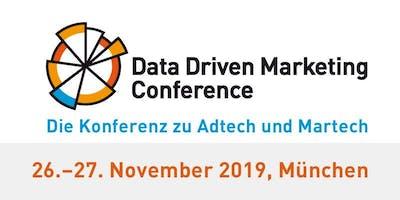 DDMC - Data Driven Marketing Conference 2019