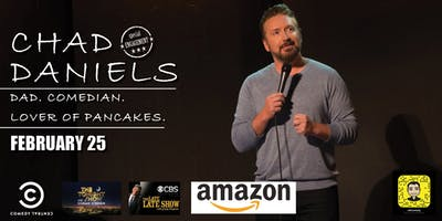 Comedian Chad Daniels Comedy Tour in Naples, Florida