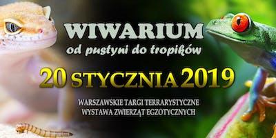 WIWARIUM - warszawskie targi egzotyczne