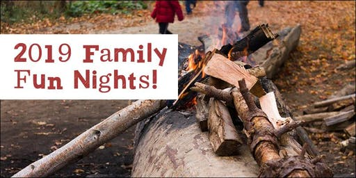 Family Fun Night: Marshmallow Roast