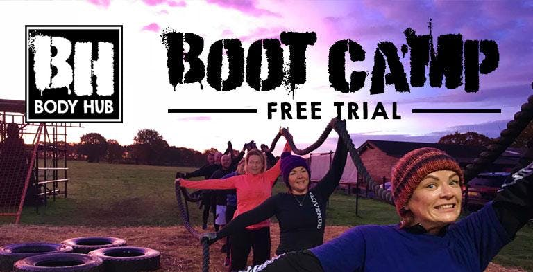 6am - FREE Boot Camp Trial