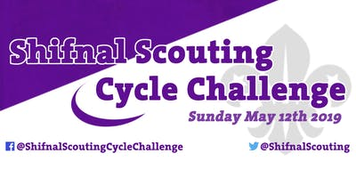 Shifnal Scouting Cycle Challenge