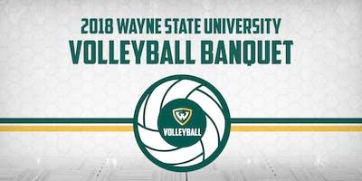 2018 WSU Volleyball Banquet